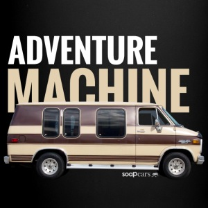 Adventure Machine* - Tasse en couleur