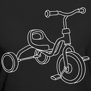 tricycle d'enfants Tee shirts - T-shirt Bio Femme