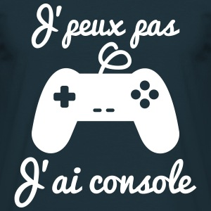 J'peux pas j'ai console,geek,gamer,gaming - T-shirt Homme