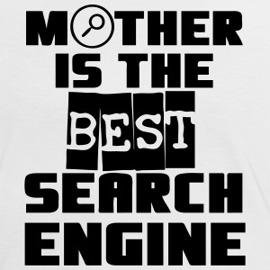Mother - Search Engine - Frauen Kontrast-T-Shirt