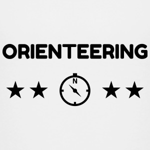 Orienteering Orientierungslauf Orientation Shirts - Teenage Premium T-Shirt