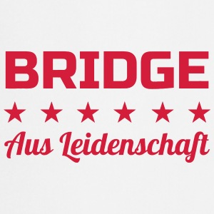 bridge / bridgeur / bridgeuse / cartes Tabliers - Tablier de cuisine