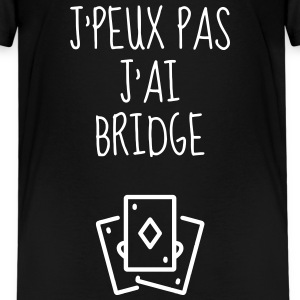 Bridge Card game Kartenspiel Jeu de cartes Shirts - Kids' Premium T-Shirt