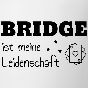 Bridge Card game Kartenspiel Jeu de cartes Mugs & Drinkware - Mug