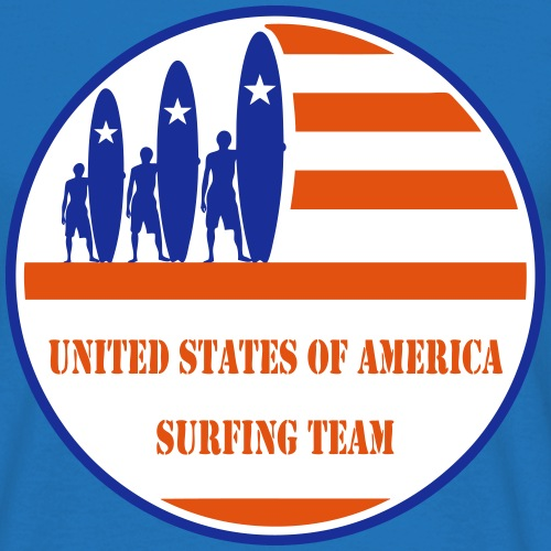 USA Surfing Team