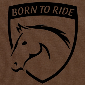 BORN TO RIDE Bags & Backpacks - Shoulder Bag