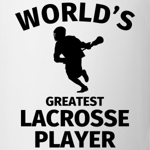 World's Greatest Lacrosse Player Tassen & Zubehör - Tasse
