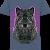 WOLF PINK (Kids) - Kinder Premium T-Shirt