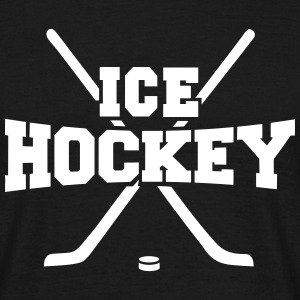 Ice Hockey - Männer T-Shirt