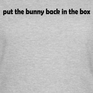 Bunny in the Box - Women's T-Shirt