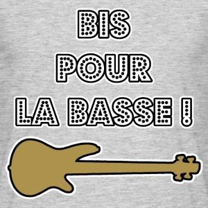 BIS POUR LA BASSE - JEUX DE MOTS - FRANCOIS VILLE