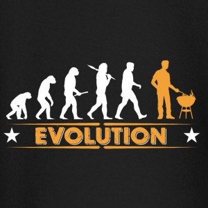 Barbecue - Grillmeister - Evolution Baby Long Sleeve Shirts - Baby Long Sleeve T-Shirt