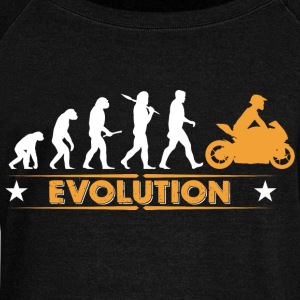 Biker - Evolution Sweat-shirts - Pull Femme col bateau de Bella