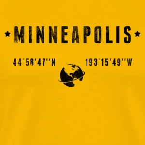 Minneapolis Camisetas - Camiseta premium hombre