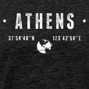 Athens  Tee shirts - T-shirt Premium Homme