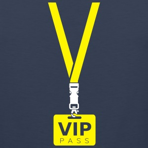 VIP PASS CARD Sports wear - Men's Premium Tank Top