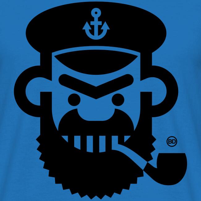 BD Captain Tshirt