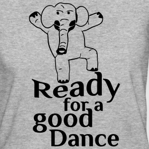 Ready for a good Dance - Frauen Bio-T-Shirt