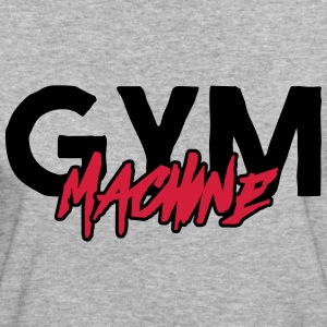 GYM MACHINE T-Shirts - Frauen Bio-T-Shirt