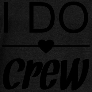 I DO Crew! JGA Sweat-shirts - Pull Femme col bateau de Bella