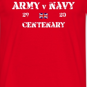 Army v Navy Centenary - Men's T-Shirt
