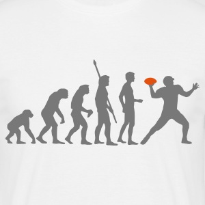 evolution_football_2c T-Shirts - Men's T-Shirt