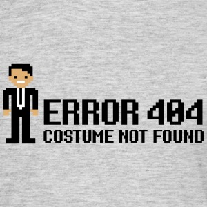 Error 404  - Costume not found Tee shirts - T-shirt Homme