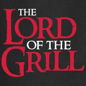 The Lord of the Grill Kookschorten - Keukenschort