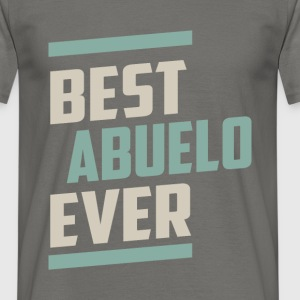Best Abuelo Ever T-Shirts - Men's T-Shirt