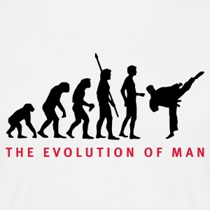 evolution_kampfsport_b_2c Tee shirts - T-shirt Homme