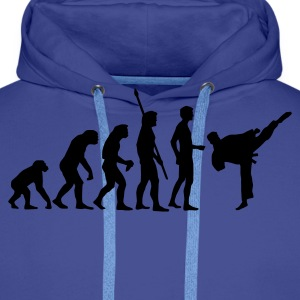 evolution_kampfsport Hoodies & Sweatshirts - Men's Premium Hoodie