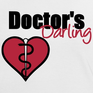 Doctor's Darling - Women's Ringer T-Shirt