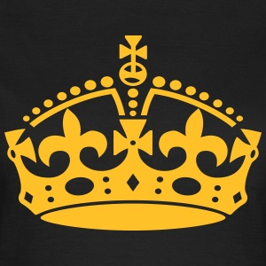 Crown Winner King Queen Princess Camisetas - Camiseta mujer
