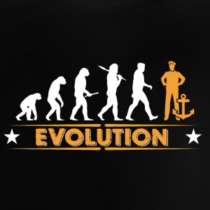 Sailor - anker - evolution Baby T-shirts - Baby T-shirt