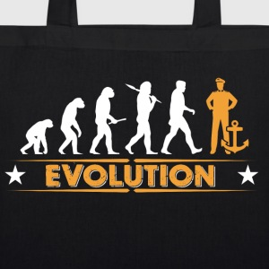 Sailor - anchor - evolution Bags & Backpacks - EarthPositive Tote Bag