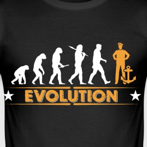 Zeeman - anker - evolutie T-shirts - slim fit T-shirt
