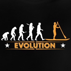 SUP - Stand up paddle - Evolution Baby Shirts  - Baby T-Shirt
