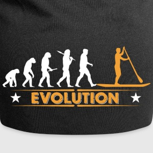 SUP - Stand up paddle - Evolution Caps & Hats - Jersey Beanie