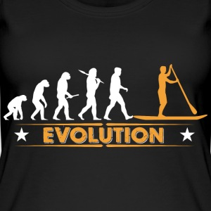 SUP - Stand up paddle - Evolution Tops - Women's Organic Tank Top