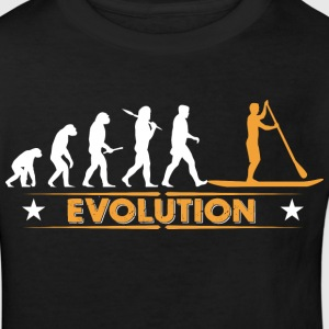 SUP - Stand up paddle - Evolution Shirts - Kids' Organic T-shirt
