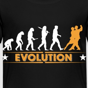Tango - Evolution T-shirts - Premium-T-shirt barn