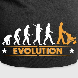 Walking Dad - Evolution Caps & Hats - Jersey Beanie