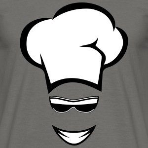 Cook cooking sunglasses T-Shirts - Men's T-Shirt