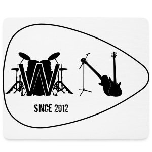 Without Notes Mauspad - Mousepad (Querformat)