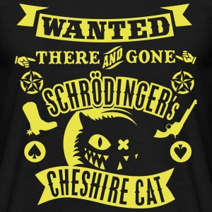 Schrödinger's Cheshire Cat - Men's T-Shirt