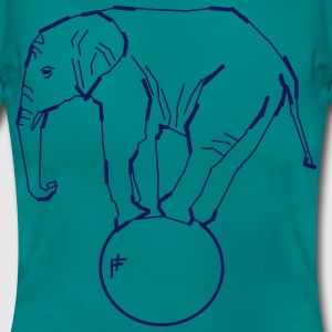 Elefant T-Shirts - Frauen T-Shirt