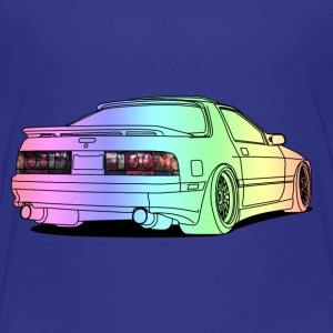 old rx7 colourful Shirts - Kids' Premium T-Shirt