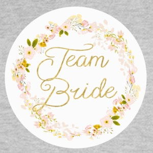 (team_bride_big_wreath) T-Shirts - Frauen T-Shirt