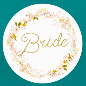 bride_big_wreath T-Shirts - Women's T-Shirt