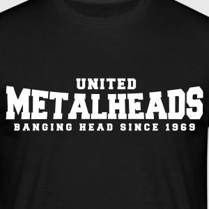 United Metalheads - Männer T-Shirt